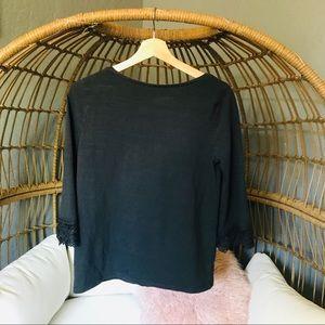 LOFT Tops - Loft 3/4 Sleeve Shirt